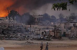 Birma: Starcia buddystów i muzułmanów
