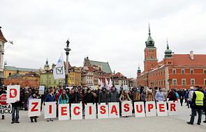 Warszawa: Zakończył się Marsz Świętości Życia