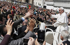 """""""Papież Franciszek ma odwagę Jana XXIII"""""""