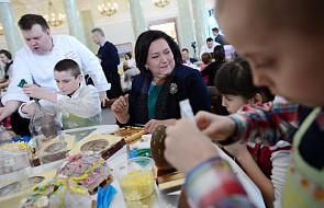 Wielkanocne spotkanie w Pałacu Prezydenckim
