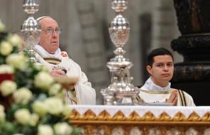 Papież Franciszek do księży - homilia z Mszy Krzyżma 2013