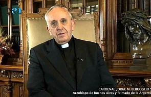 Orędzie kard. Bergoglio na Wielkanoc 2013