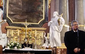 Prezydent modlił się z luteranami w Wielki Piątek