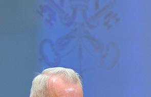 Były prymas Szkocji przeprasza za zgorszenie