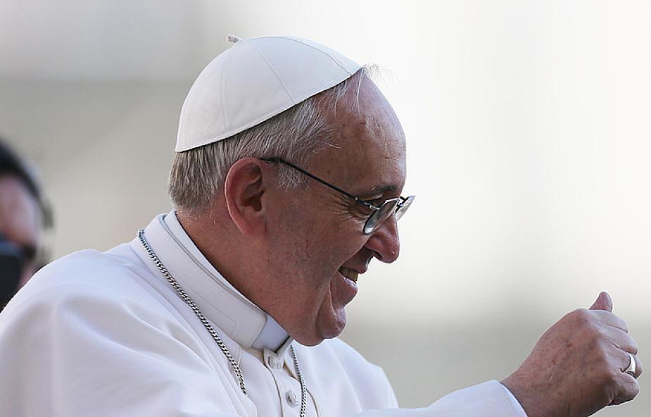 Papież ochrzci dzisiaj czterech katechumenów