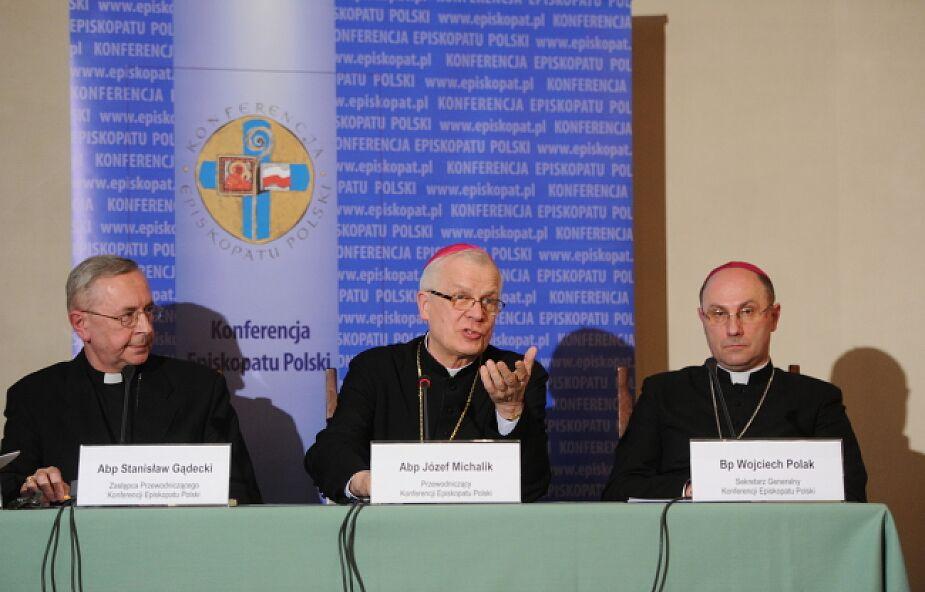 361. Zebranie Plenarne Konferencji Episkopatu