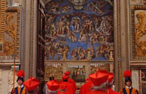 Konklawe za życia papieża. Pierwsze od 1294 r.