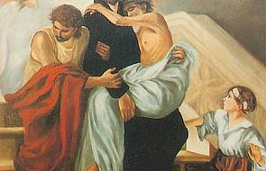 Święty Jan Boży - opiekun chorych