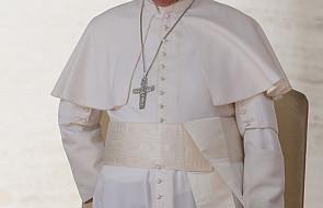 Papież o posłudze, jaką powinniśmy dać światu