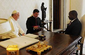 Premier Mozambiku u papieża Franciszka