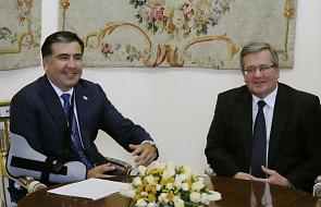 Prezydenci o relacjach Gruzja-UE