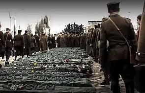 """Marsz Cieni - """"ostatnia droga ofiar Katynia"""""""