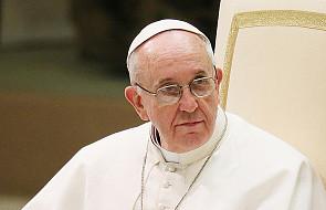 Papież o zamachu: Bezsensowna tragedia