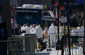 USA: Kamery zarejestrowały sprawcę ataku