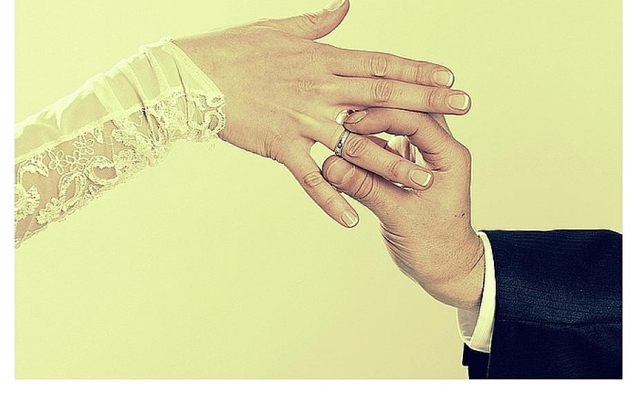 Małżeństwo - dlaczego na całe życie?