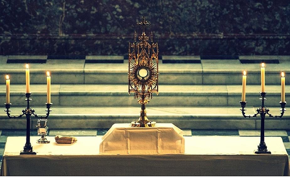 Eucharystia - dlaczego taka ważna?
