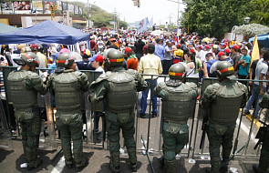 Wenezuelska odpowiedź na apel Papieża
