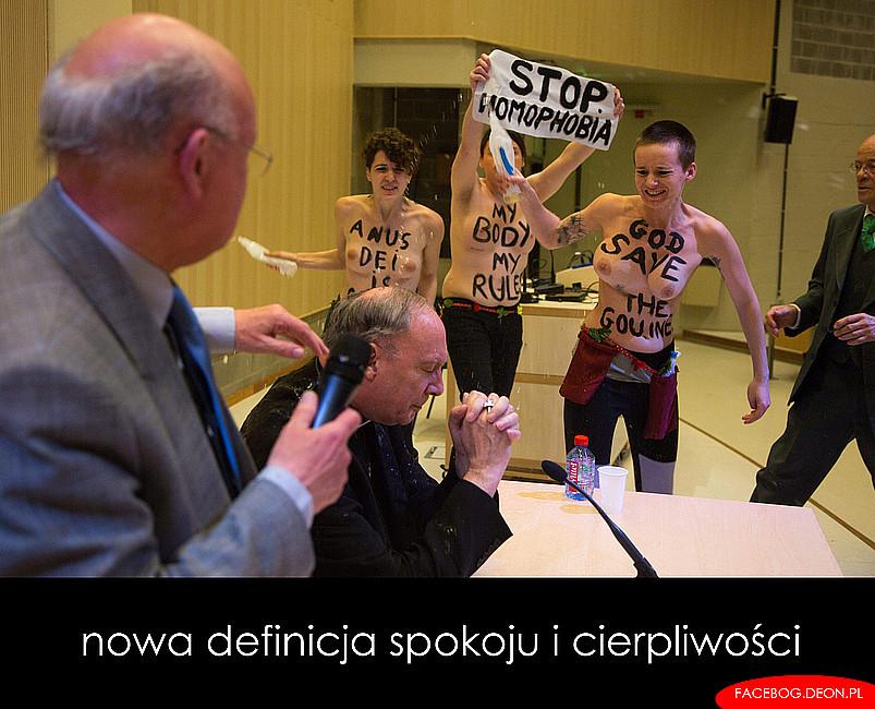 Krótka historia o cenzurze na Facebooku - zdjęcie w treści artykułu nr 1