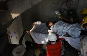 Papieska modlitwa za ofiary w Bangladeszu