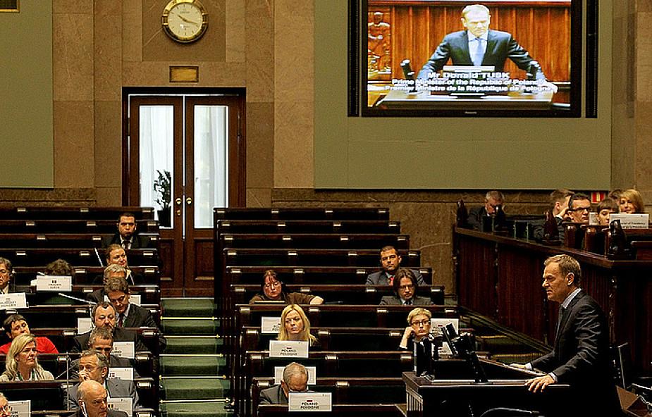 Sejm testuje tłumaczenia na język migowy