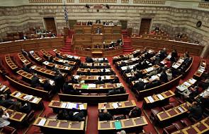 Grecja: Parlament o zwolnieniach urzędników