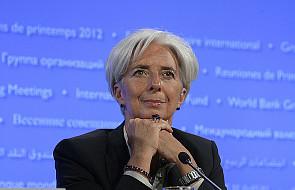 Lagarde: MFW pożyczy Cyprowi miliard euro