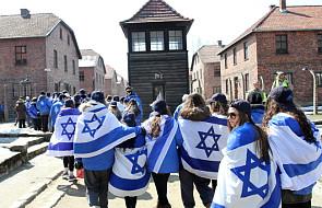 Żydzi i Polacy oddali hołd ofiarom Holokaustu