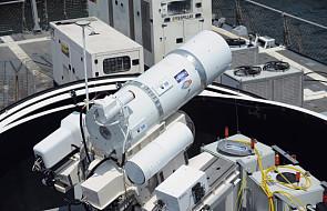 USA przetestują nowe działo laserowe