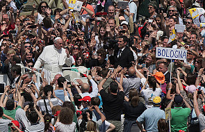 Papież Franciszek: szczególnie witam Polaków