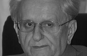 W wieku 85 lat zmarł Cezary Chlebowski