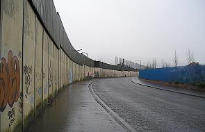 Czy w Belfaście runie tzw. mur pokoju?