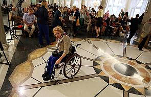 Niepełnosprawni sami walczą o swoje prawa