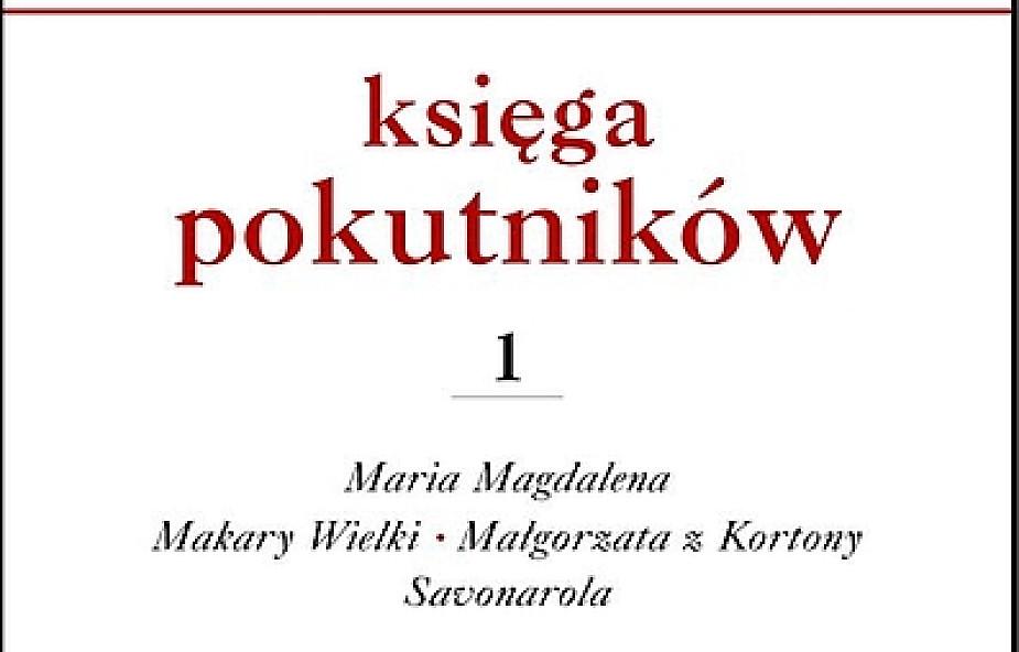 Księga pokutników - Maria Magdalena