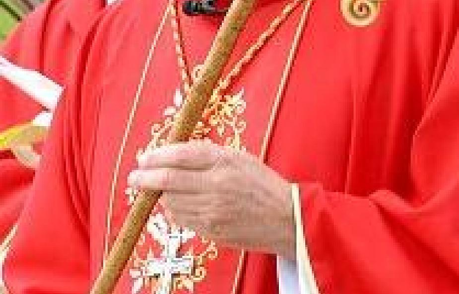 Watykan nakazał kard. O'Brienowi opuścić kraj