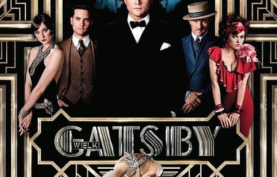 """""""Wielki Gatsby"""" z Leonardo DiCaprio w kinach"""