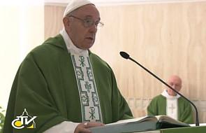 Franciszek: prawdziwą władzą jest służba