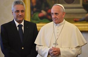 Watykan: papież przyjął premiera Bułgarii