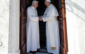 Franciszek dokończy encyklikę Benedykta XVI