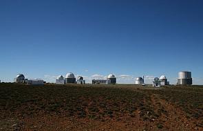 Nowy polski teleskop i odległe planety