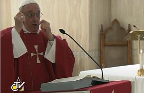 Papież Franciszek: Kościół musi być odważny