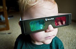 Filmy 3D nie dla dzieci poniżej 4 roku życia