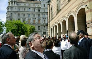 Protesty przed Światowym Kongresem Żydów