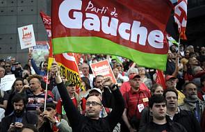 Francja: protest przeciw polityce Hollande'a