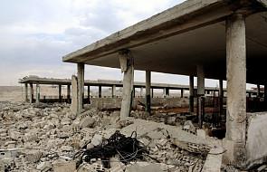 Celem ataków w Syrii nie była irańska broń?