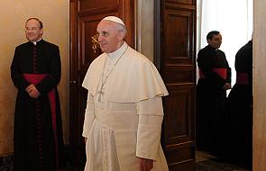 H. Suchocka na pożegnalnej audiencji u papieża