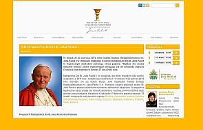 Wkrótce III Małopolskie Dni bł. Jana Pawła II