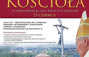Uroczyste otwarcie Kościoła bł. Jana Pawła II