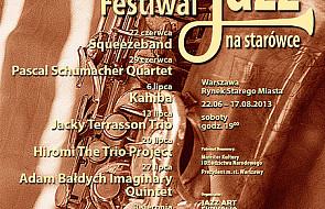 Kolejny raz Jazz Na Starówce w Warszawie