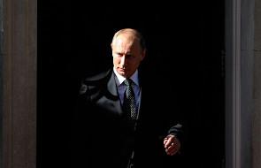 Szczyt G8: Putin wystąpi przeciwko Zachodowi