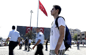 Turcja: nieruchomy protest na placu Taksim